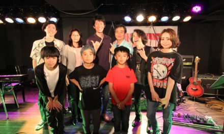 J'z Music School 「SHOWCASE 2018」ギター・ベースクラス