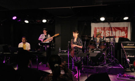 J'z Music School「SHOWCASE2018」サックスクラス