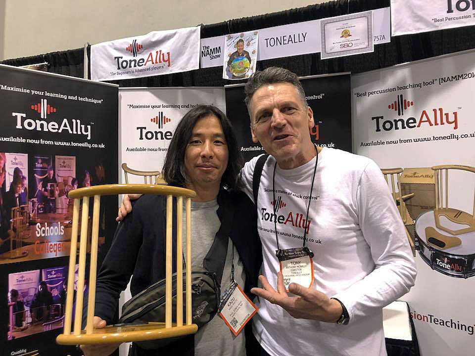 2018NAMM Show – Best Teaching Tool!!