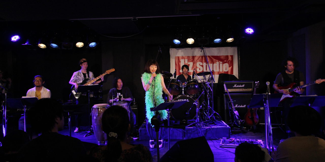 J'z Music School 「SHOWCASE 2018」ドラムクラス